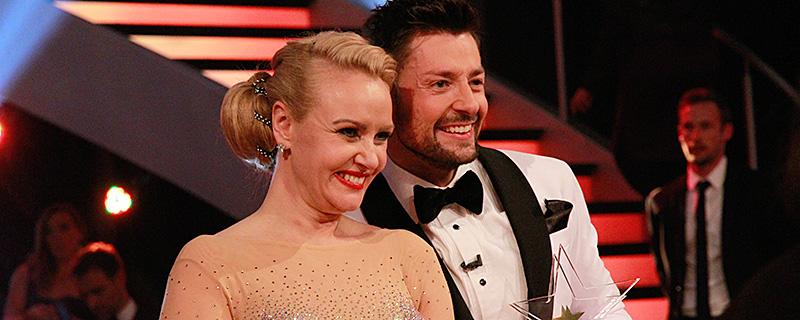 Verena Scheitz und Florian Gschaider