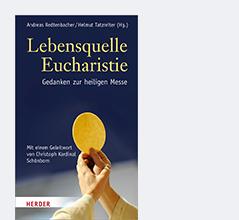 Buchcover Lebensquelle Eucharistie