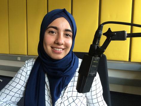 Canan Yasar Ramadan Fasten Teilen Helfen Muslimische Jugend Österreich