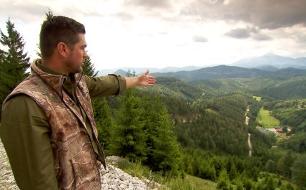 Der Oligarch im Alpenwald