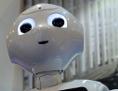 Kopf eines Roboters