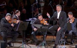 Golden Times: Thomas Hampson & The Philharmonics in Concert