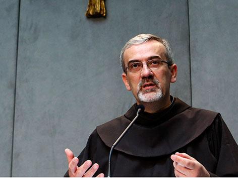 Der neuernannte Apostolische Administrator des Lateinischen Patriarchats, Pierbattista Pizzaballa (51).