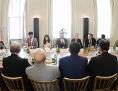 Kanzler Kern trifft Vertreter der IGGiÖ