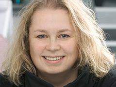 Porträtfoto von Katja Schechtner