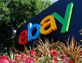 Ebay-Logo in San Jose
