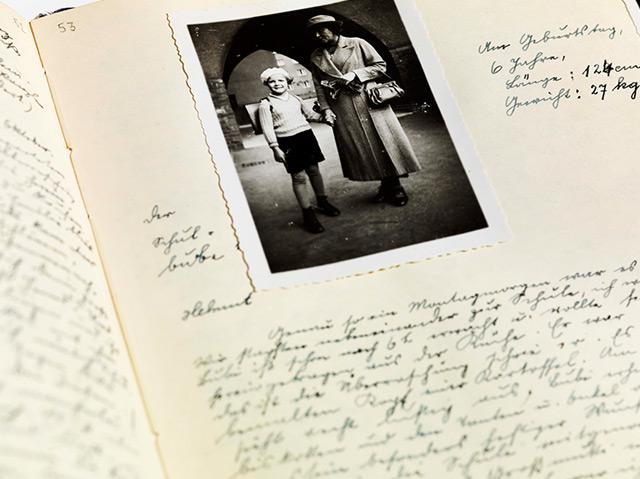 Tagebuch von Ida Qualtinger, 1933-1935