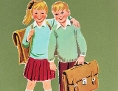"""Cover eines Schulbuchs mit dem Titel """"Wiener Kinder lesen"""", Wien 1969"""