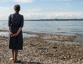 Maria Stromberger blickt über den Bodensee