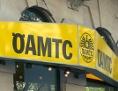 ÖAMTC Logo auf Haus