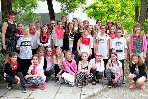 Porträt Young Voices Abtenau