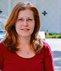 Astrophysikerin Patricia Schmidt