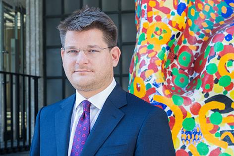UNIKO-Präsident Oliver Vitouch