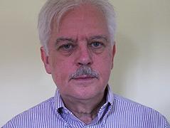 Porträtfoto des Germanisten Rüdiger Campe