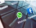 App-Symbole auf einem Handy