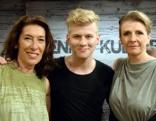 DENK mit KULTUR  Adele Neuhauser und Thorsteinn Einarsson