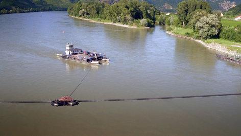 Österreichische Wahrzeichen  Die Donau