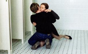 Im Bild: Benoit Magimel, Isabelle Huppert.