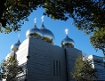 Die neu eröffnete orthodoxe Kathedrale Sainte-Trinite in Paris