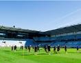 Das Fußballstadion von Malmö