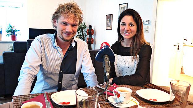 Thommy Ten und Amelie van Tass