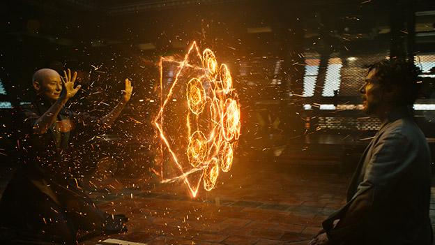 "Szenenbild aus ""Doctor Strange"""