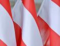 Österreichische Fahnen