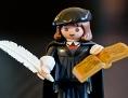 Luther-Figur von Playmobil