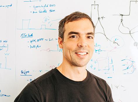 Quantenphysiker Thomas Scheidl