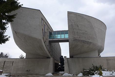 Museum des Slowakischen Nationalaufstands in Banská Bystrica