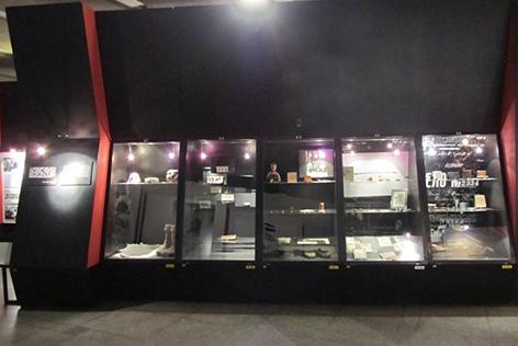 Gegenstände von Gulag-Opfern im Museum der Okkupation Lettlands