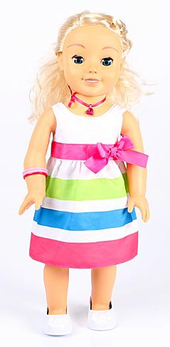 "Puppe ""Cayla"""