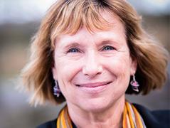 Porträtfoto der Historikerin Fania Oz-Salzberger