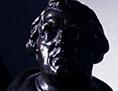 Nachbildung der Luther-Statue in Worms