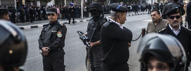 Kairo nach dem Attentat