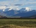 Panorama: das Hochland Tibets