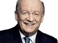Porträtfoto des KI-Forschers Wolfgang Wahlster
