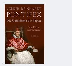 """Buchcover von """"Pontifex"""" von Volker Reinhardt"""