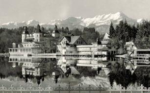 Glanz der Historie - Traditions-Hotels in &Ouml;sterreich <br /> Seehotels (2)