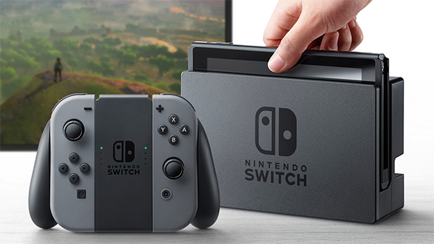 Neue Nintendo-Konsole Switch