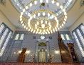Gebetsraum im türkischen Kulturzentrum Bad Vöslau
