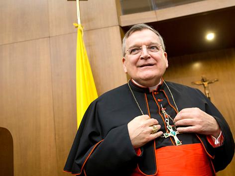 Kardinal Raymond Leo Burke