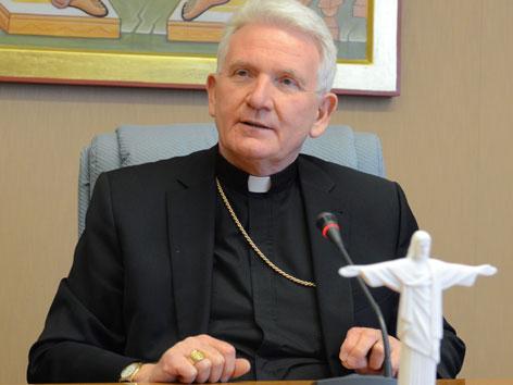 Kurienbischof Josef Clemens
