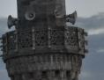 Minarett mit Lautsprechern