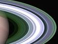 Ringe des Saturns