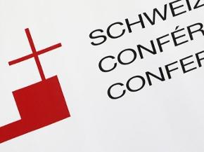 Logo der Schweizer Bischofskonferenz