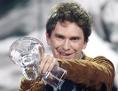 Musiker Julian le Play bei der 15. Verleihung der Amadeus Austrian Music Awards in Wien