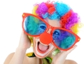 Faschings-Clown