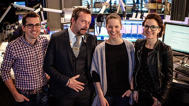 Christina Stürmer mit Daniel Schrott, Robert Kratky und Sandra König