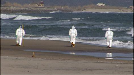 Im Brennpunkt  Fukushima: Eine tickende Zeitbombe  Originaltitel: 101 East: Inside Fukushima's Time Bomb
